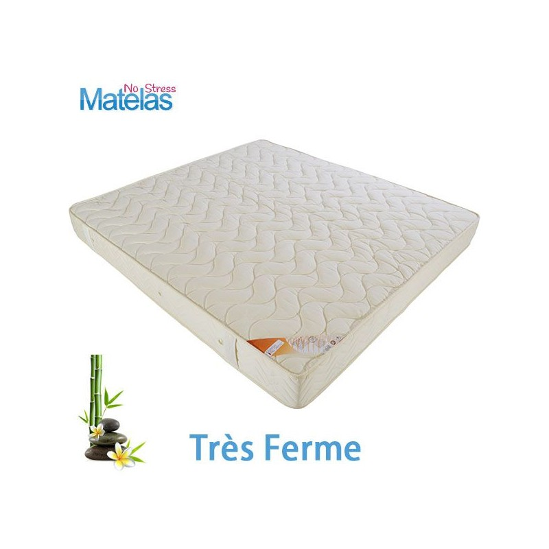 matelas latex grand confort tres ferme king size 220x200. Black Bedroom Furniture Sets. Home Design Ideas
