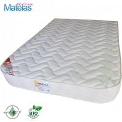 Le Matelas Bio Matelas Mousse haut de gamme Demi corbeille 140x200 demi corbeille 100 % latex naturel