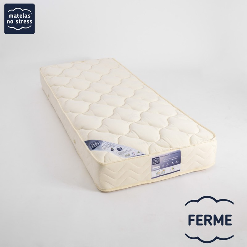 Matelas Latex GRAND CONFORT FERME 21 cm en 70x180