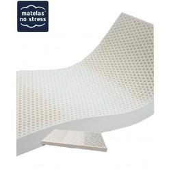 L'âme du Matelas Latex 110x200 de confort FERME 18cm