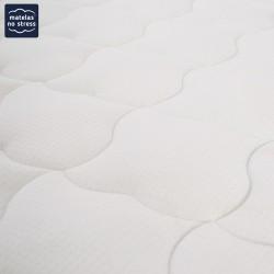 Le Coutil du Matelas Latex 110x200 de confort FERME 18cm