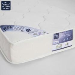 Garantie du Matelas Latex 110x200 de confort FERME 18cm