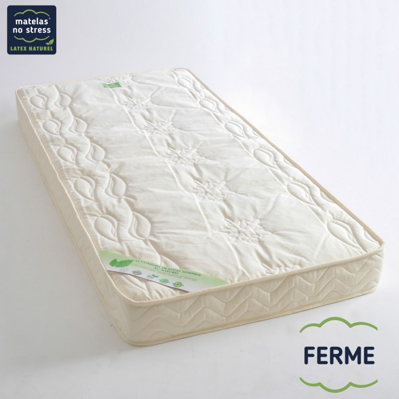 Le Matelas en Latex Naturel dimension 80x180