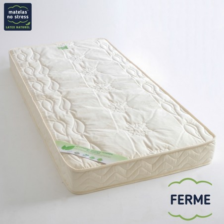 Le Matelas latex Naturel 90X180