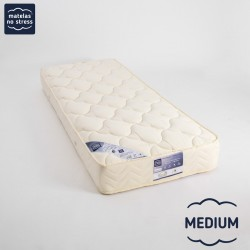 Matelas Latex Ergo Form  MEDIUM 21 cm en 200x200