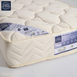 Garantie du matelas latex 160x200 5 zones confort souple