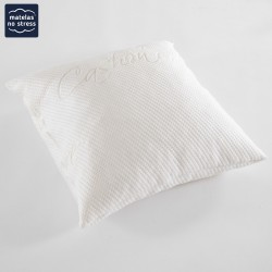 oreiller luxe haut de gamme cachemire matelas no stress. Black Bedroom Furniture Sets. Home Design Ideas