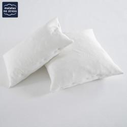 oreiller flocons de latex direct fabricant matelas no stress. Black Bedroom Furniture Sets. Home Design Ideas