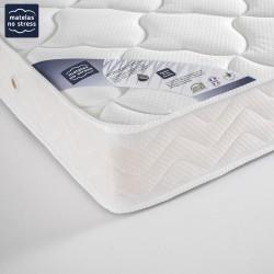 La garantie du matelas 140x200 latex ferme 3 zones de confort