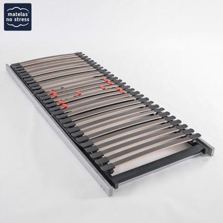 Sommier Extra Plat Electrique 90X190