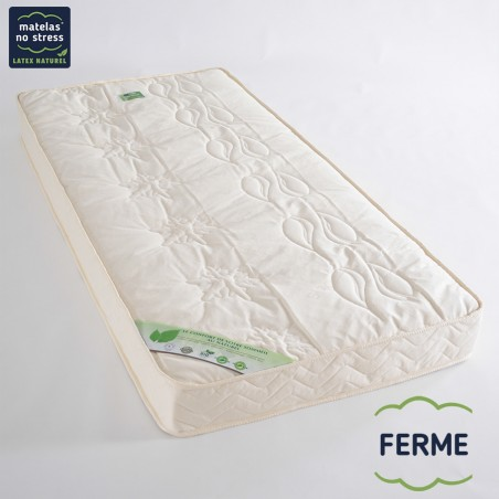 Matelas bio latex naturel 130x180