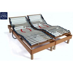 sommier duo prix sp cial matelas no stress. Black Bedroom Furniture Sets. Home Design Ideas