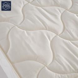 La filition de notre sommier tapissier 160x200 pas cher