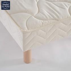 La présentation de notre sommier tapissier 160x200 pas cher