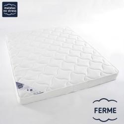 Matelas Latex de confort 18 cm FERME King Size 200x220