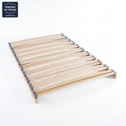 Sommier 100x180 cadre plat encastrable