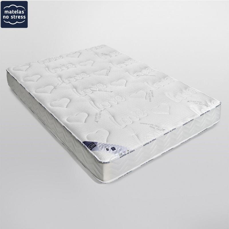 matelas love anti stress en latex ferme matelas no stress. Black Bedroom Furniture Sets. Home Design Ideas