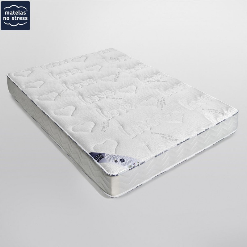 matelas love anti stress en latex tr s ferme matelas no stress. Black Bedroom Furniture Sets. Home Design Ideas