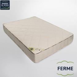 le matelas 140x200 100 % latex naturel confort optimal
