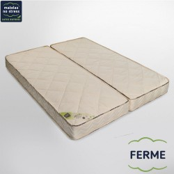 Matelas Latex Naturel duo 2x70x190