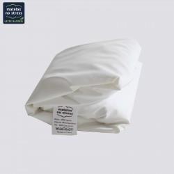 Protège matelas alèse imperméable 90x190 ultra respirante