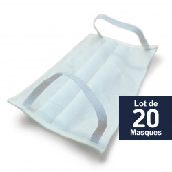 masques coronavirus anti postillons par 20