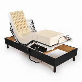 matelas latex très ferme pour lit de relaxation