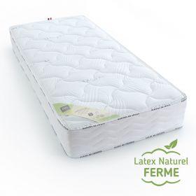 Matelas 100 % latex naturel ferme éco-responsable Seaqual®