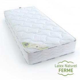Matelas latex naturel ferme, Seaqual®
