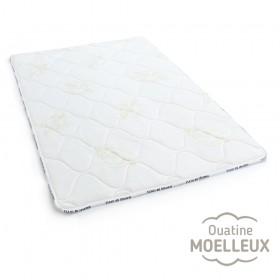 Protège matelas 180x200, anti acarien et puces de lit.