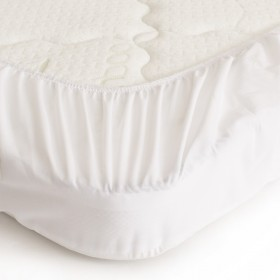 Protège matelas, alèse imperméable et ultra respirante