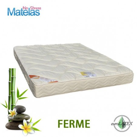 Matelas Latex Grand Confort FERME 21 cm 140x180
