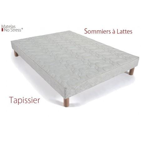 Sommier Tapissier 120x200