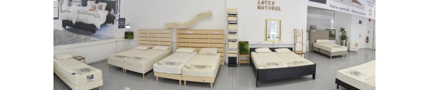 matelas bambou matelas no stress. Black Bedroom Furniture Sets. Home Design Ideas