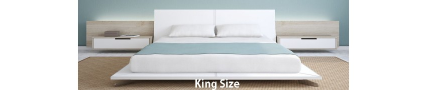 matelas king size matelas no stress. Black Bedroom Furniture Sets. Home Design Ideas