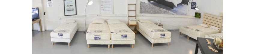 matelas m moire de forme matelas no stress. Black Bedroom Furniture Sets. Home Design Ideas