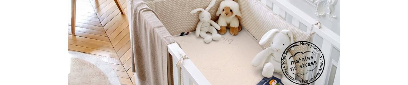 Matelas 60x120 - Pour lit bébé