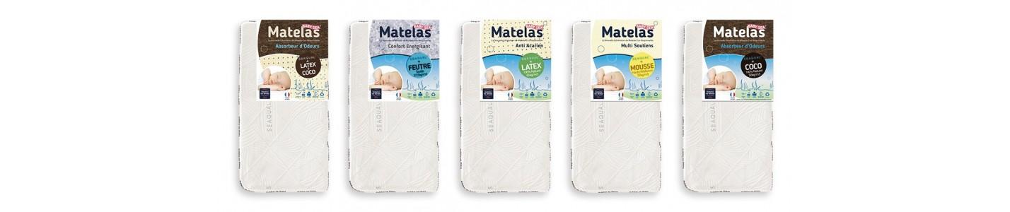 Matelas Seaqual bébé - BabySea®