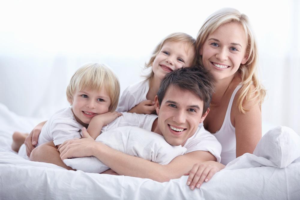 DES MATELAS POUR TOUTE LA FAMILLE