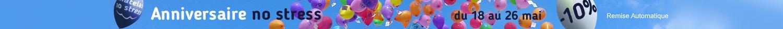 promo matelas anniversaire no stress