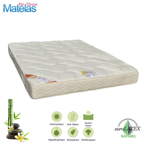 Matelas nature latex excellent matelas latex naturel x matelas xx with matelas nature latex - Matelas latex naturel dunlopillo ...