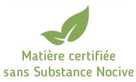 Notre certification Oeko tex pour notre mousse utilisé