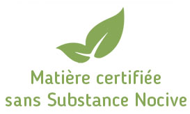 Notre certification Oeko tex mousse